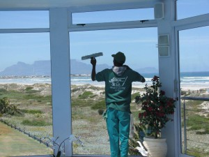 window cleaning tableview