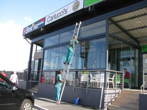 window cleaning milnerton
